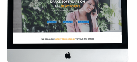 Tax Preparer Websites Designed by SiteDart Studio